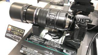 オリンパスプラザ東京で注目のミラーレス一眼カメラのOM-D E-M1 Mark IIを触ってきた!